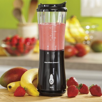 Hamilton Beach 51101BA Personal Blender with Travel Lid Review